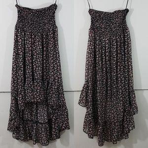 !! SALE 5 FOR $25 !! L Kirra Tube Hi-Low Dress